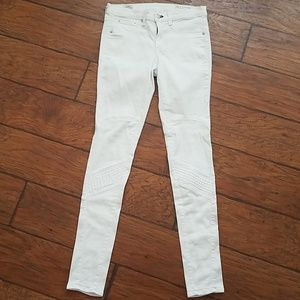 RAG & BONE  Rare Store Exclusive White Skinny Jean